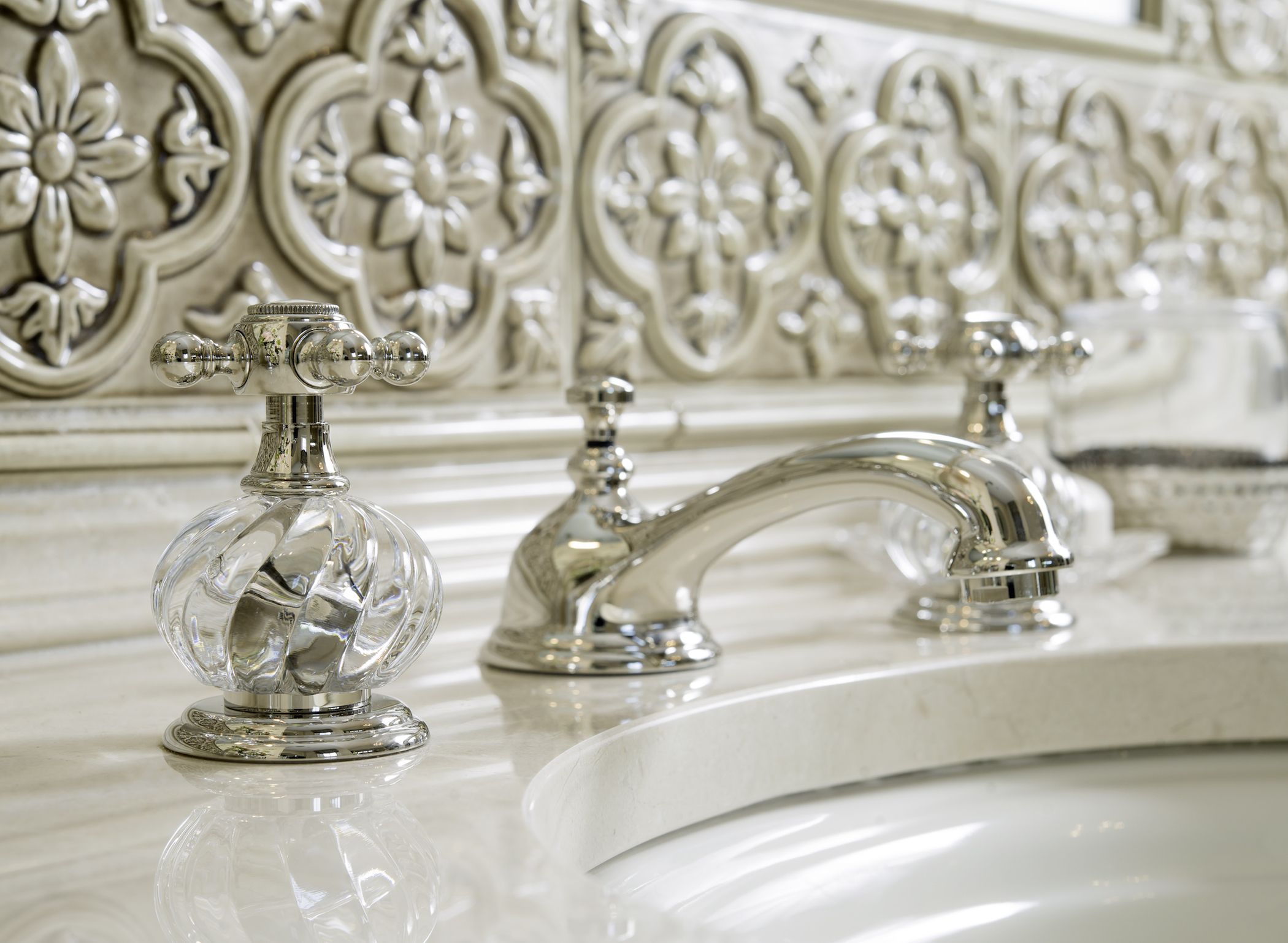 Master Bath Faucet